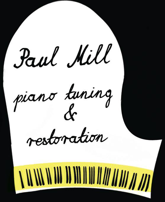 Paul Mill Pianos Logo